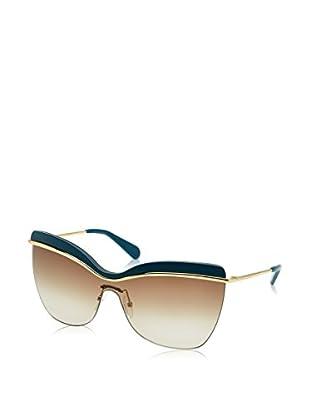 Marc Jacobs Sonnenbrille MJ 557/ S (99 mm) goldfarben/petrol