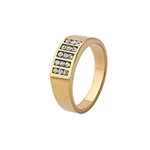 Voylla Flawless Piece Of Mens Ring