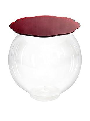 Iplex Design Beistelltisch Boollino rot