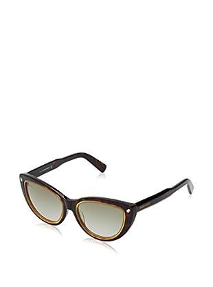 D Squared Sonnenbrille Dq0170 (53 mm) braun/beige