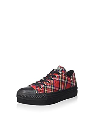 Converse Sneaker A/S Ox Platform Textile