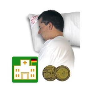 いびき対策・改善枕【きせきのねむり】 医療先進国ドイツで開発・いびきの9割が改善・特許取得済の信頼の枕