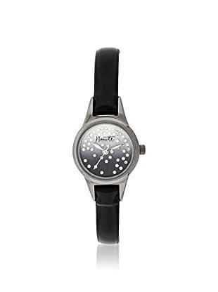 Nanette Lepore Women's 80706 Black Alloy Watch