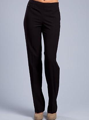 Cortefiel Pantalón Básico (Negro)