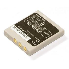 【クリックでお店のこの商品のページへ】MyBattery HQ FUJI NP-40互換バッテリー 【MBH-NP-40】