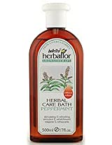Bellmira Herbaflor Herbal Bath, Peppermint, 17-Ounce