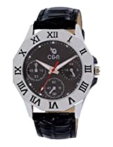 Chappin Nellson Analog Men Watch - CN-02-G-Black