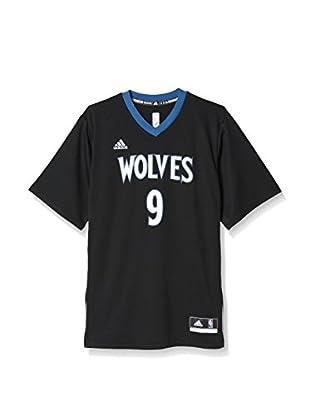 adidas Camiseta Manga Corta Minnesota Timberwolves Rubio