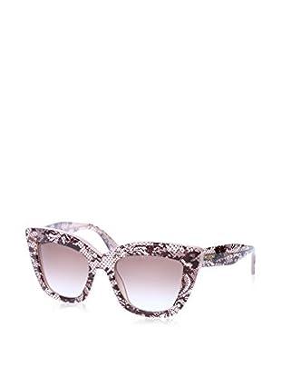 Valentino Sonnenbrille V710S 51 (51 mm) schwarz/weiß