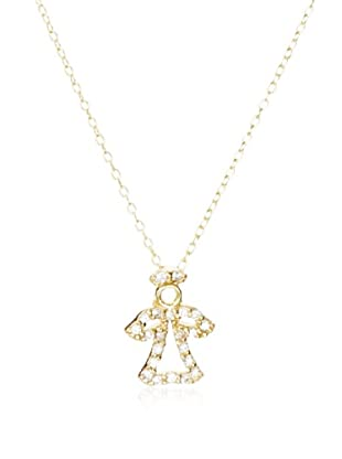 Fraydee Collection Angel Pendant Necklace