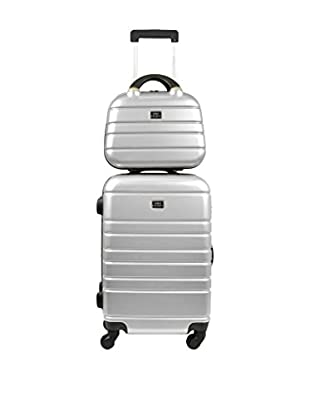 Studio Apostrophe Set Trolley Rigido e Beauty Case Bastia