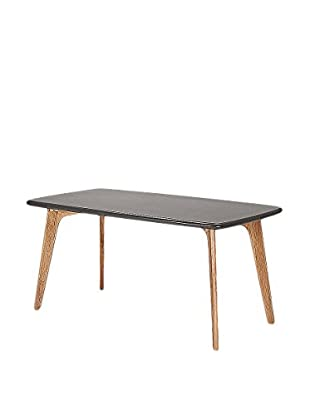 Gallerie Décor Vista Rectangle Table, Grey