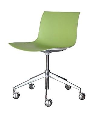 Arper Stuhl Catifa 53 0213 grün/weiß