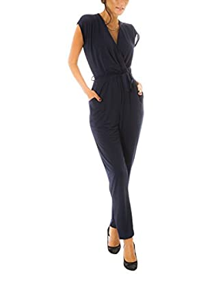 Negro Parisienne Overall Lilas
