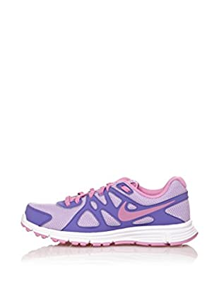 Nike Zapatillas Revolution 2 Gs (Morado / Rosa)