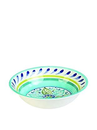Mediterranean Tile Melamine Bowl, Multi