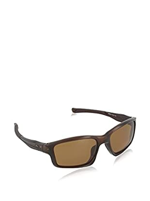 Oakley Occhiali da sole Polarized Mod. 9247 924708 (57 mm) Marrone