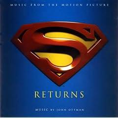 : スーパーマン・リターンズ オリジナル・サウンドトラック