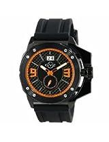 Gv2 By Gevril Grande Analog Display Quartz Mens Watch 9402
