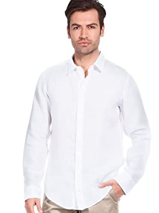 Hugo Boss Camisa Cliff (blanco)