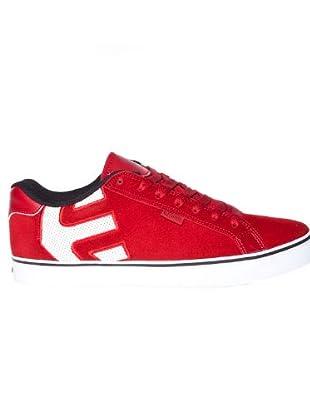Etnies Zapatillas Fusión (Rojo)