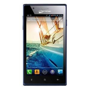Micromax 5.2inch (13.20 cms) Android Dual Core Phablet - A075