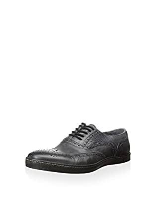 Modern Fiction Men's Wingtip Sneaker (Grey)