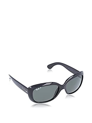 Ray-Ban Sonnenbrille Polarized Jackie Ohh (58 mm) schwarz
