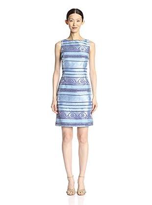 Chetta B Women's Brocade Sheath Dress