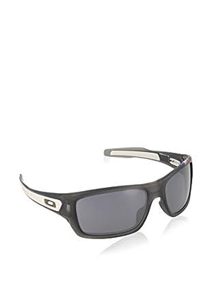 Oakley Gafas de Sol Mod. 9263 926316 (65 mm) Gris Oscuro / Blanco