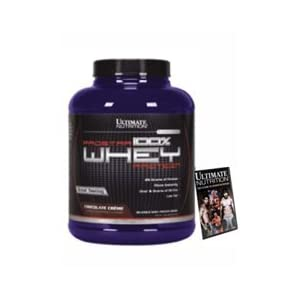 Ultimate Nutrition ProStar 100% Whey Protein - 5LB