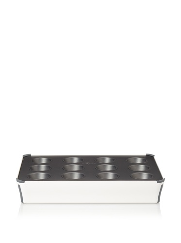 Reston Lloyd 12-Cup Muffin Baking Set (Grey)