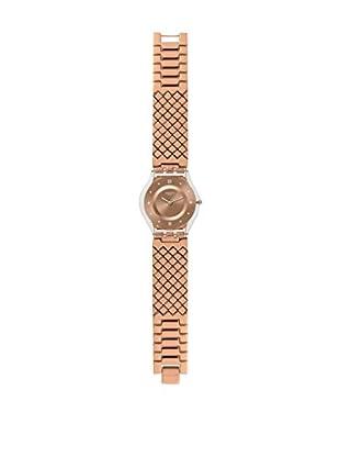 Swatch Reloj de cuarzo Unisex Incantata L  34 mm