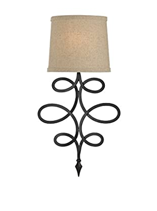 Candice Olson Rhythm Wall Sconce, Oil Rubbed Bronze