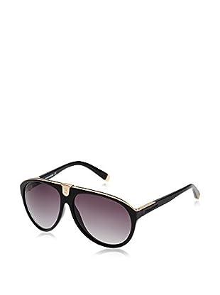 D Squared Sonnenbrille DQ0069-01B-60 (60 mm) schwarz/goldfarben