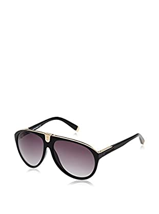 D Squared Gafas de Sol DQ006960 (60 mm) Negro / Dorado