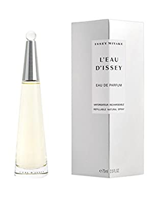 ISSEY MIYAKE Eau De Parfum Mujer L'Eau D'Issey Refillable 75 ml