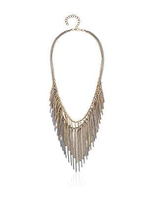 BDBA Halskette goldfarben/silberfarben