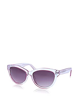 D Squared Sonnenbrille DQ0173-27C (55 mm) transparent/pink