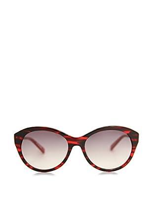 Moschino Gafas de Sol L-510S-03 (56 mm) Rojo