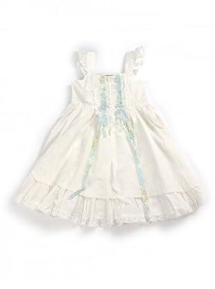 My Doll Kleid mit Rüschen (Weiß)