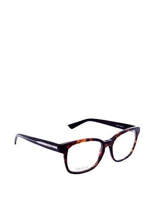 Gucci Damen Brillengestell GG 3572 WZ3 havanna