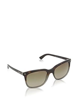 Prada Gafas de Sol 12RS TKT1X1 (56 mm) Havana / Gris