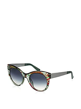 GUCCI Gafas de Sol GG 3740/S 2F1/I4 (53 mm) Verde / Rojo