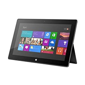 Microsoft Surface Windows RT 64GB Without Black Touch Cover