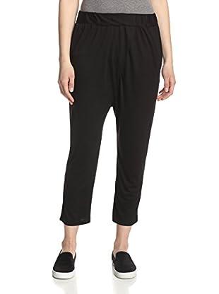 Whim Women's Asymmetric Front Pleat Pants
