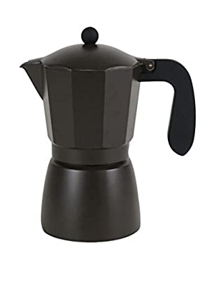 San Ignacio Cafetera 9T Soft Touch Dark Choco Negro