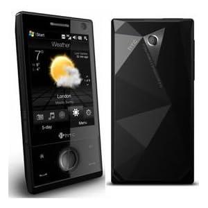 HTC P3700 Touch Diamond Smartphone-Black