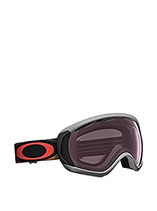 OAKLEY Skibrille MOD. 7047 CLIP grau/schwarz