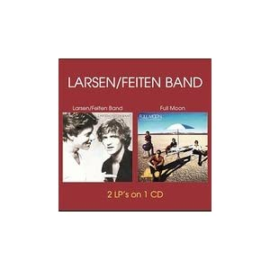 Larsen/Feiten Band & Full Moon